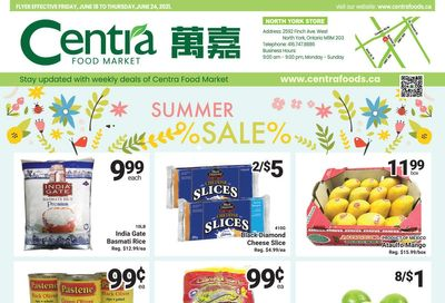 Centra Foods (North York) Flyer June 18 to 24