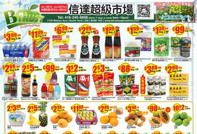 Btrust Supermarket (North York) Flyer June 18 to 24