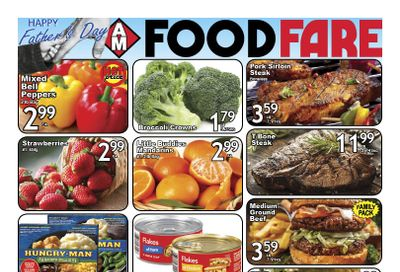 Food Fare Flyer June 19 to 25
