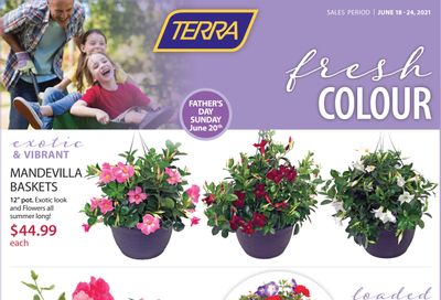 Terra Greenhouses Flyer June 18 to 24