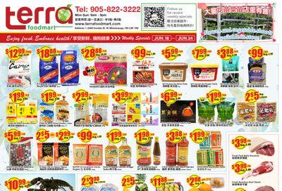 Terra Foodmart Flyer June 18 to 24