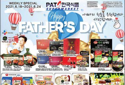 PAT Mart Flyer June 18 to 24