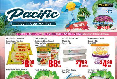 Pacific Fresh Food Market (Pickering) Flyer June 18 to 24
