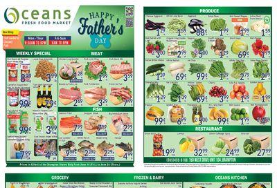 Oceans Fresh Food Market (Brampton) Flyer June 18 to 24