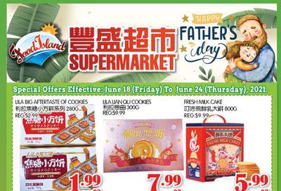 Food Island Supermarket Flyer June 18 to 24