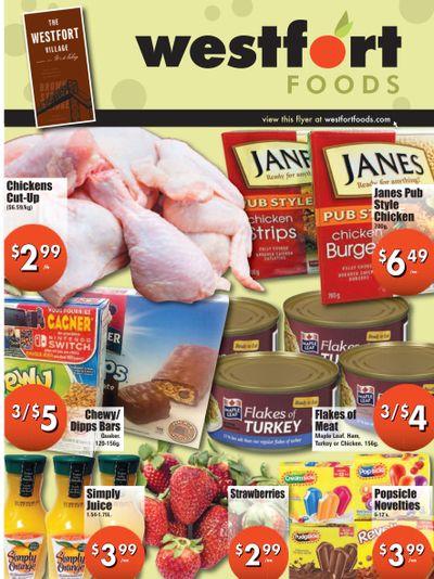 Westfort Foods Flyer June 18 to 24