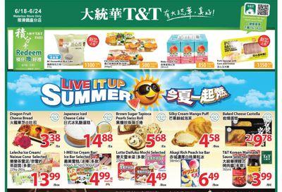 T&T Supermarket (Waterloo) Flyer June 18 to 24