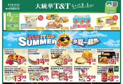 T&T Supermarket (GTA) Flyer June 18 to 24