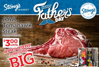 Stong's Market Flyer June 18 to July 1