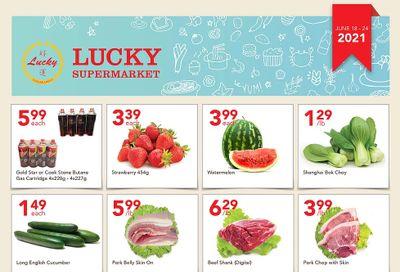 Lucky Supermarket (Winnipeg) Flyer June 18 to 24