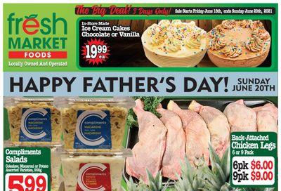 Fresh Market Foods Flyer June 18 to 24