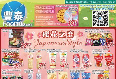 FoodyMart (Warden) Flyer June 18 to 24