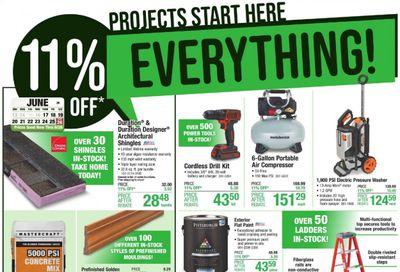Menards Weekly Ad Flyer June 17 to June 26