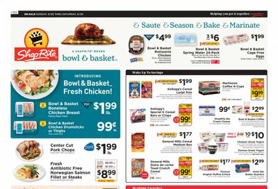 ShopRite (CT, DE, MD, NJ, NY, PA) Weekly Ad Flyer June 20 to June 26