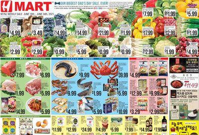 Hmart Weekly Ad Flyer June 18 to June 24