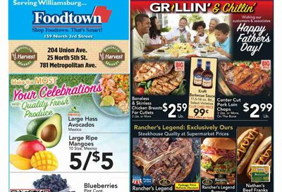Foodtown (NJ, NY, PA) Weekly Ad Flyer June 18 to June 24
