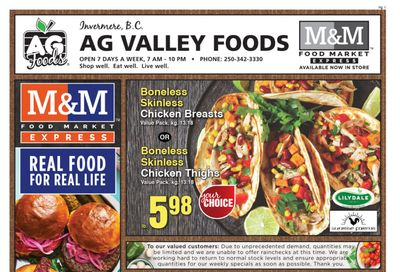 AG Foods Flyer June 18 to 24