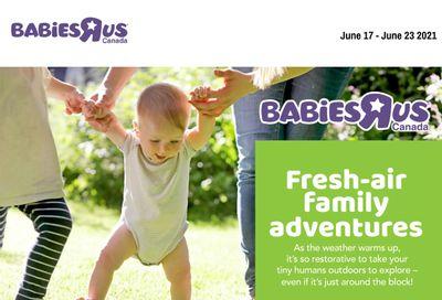 Babies R Us Flyer June 17 to 23