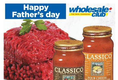 Real Canadian Wholesale Club Flyer June 18 to 24