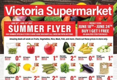 Victoria Supermarket Flyer June 18 to 24