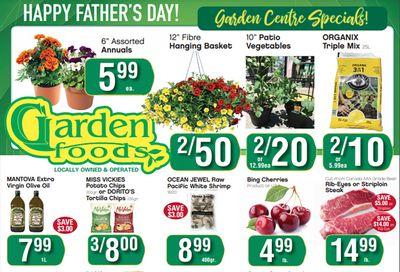Garden Foods Flyer June 18 to 24