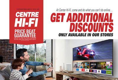 Centre Hi-Fi Flyer June 18 to 24