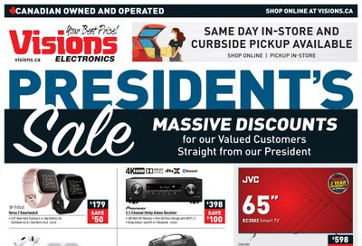 Visions Electronics Flyer June 18 to 24