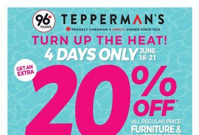 Tepperman's Flyer June 18 to 24