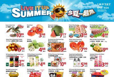 T&T Supermarket (AB) Flyer June 18 to 24