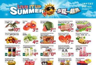 T&T Supermarket (BC) Flyer June 18 to 24