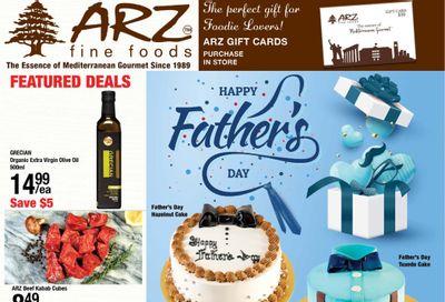 Arz Fine Foods Flyer June 18 to 24
