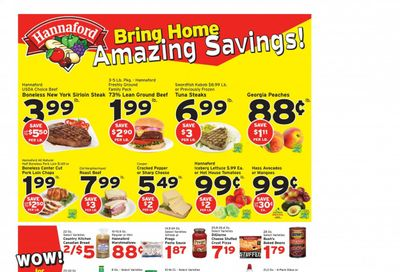 Hannaford (ME) Weekly Ad Flyer June 20 to June 26