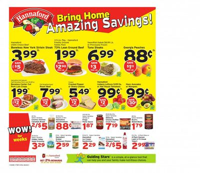 Hannaford (NH) Weekly Ad Flyer June 20 to June 26