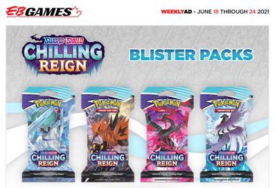 EB Games Flyer June 18 to 24