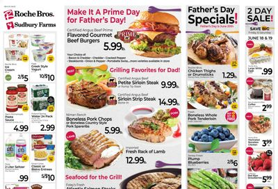 Roche Bros. (MA) Weekly Ad Flyer June 18 to June 24