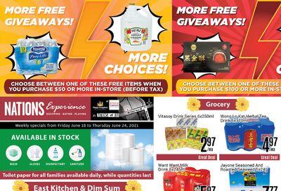 Nations Fresh Foods (Toronto) Flyer June 18 to 24