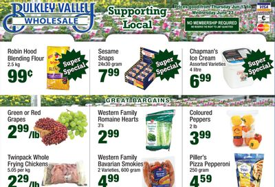 Bulkley Valley Wholesale Flyer June 17 to 23
