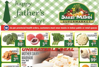 Sabzi Mandi Supermarket Flyer June 18 to 23