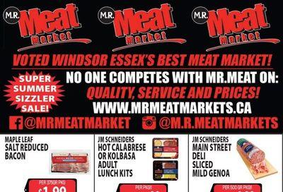 M.R. Meat Market Flyer June 19 to 26