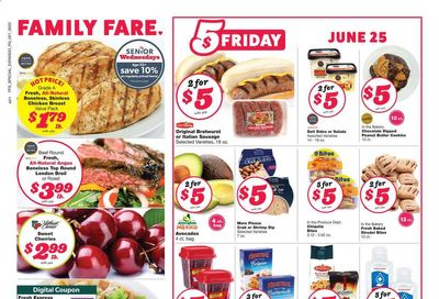 Family Fare (MI) Weekly Ad Flyer June 20 to June 26