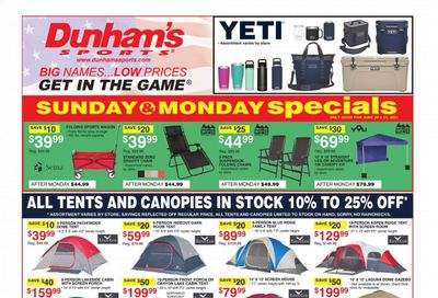 Dunham's Sports (MI, PA, WI) Weekly Ad Flyer June 19 to June 24