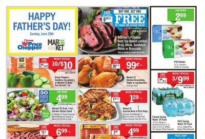 Price Chopper (CT, MA, NY, PA, VT) Weekly Ad Flyer June 20 to June 26