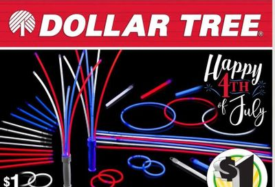 Dollar Tree Weekly Ad Flyer June 21 to July 4
