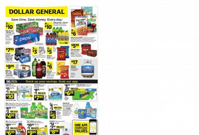 Dollar General (FL) Weekly Ad Flyer June 20 to June 26