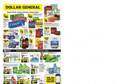 Dollar General (TN) Weekly Ad Flyer June 20 to June 26