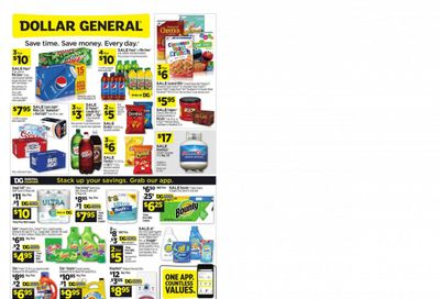 Dollar General (TX) Weekly Ad Flyer June 20 to June 26
