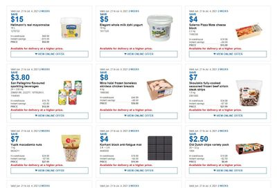 Costco Business Centre Instant Savings Flyer June 21 to July 4