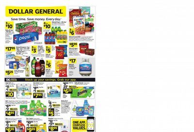 Dollar General (CA, NV) Weekly Ad Flyer June 20 to June 26