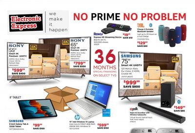 Electronic Express (AL, TN) Weekly Ad Flyer June 20 to June 26