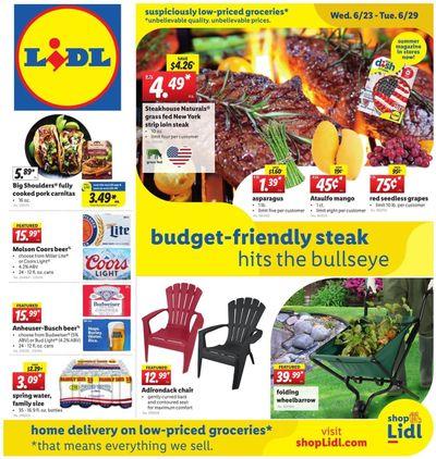 Lidl (GA, MD, NC, NJ, PA, SC, VA) Weekly Ad Flyer June 23 to June 29